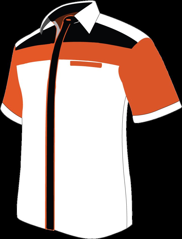 Clipart Shirt Baju.