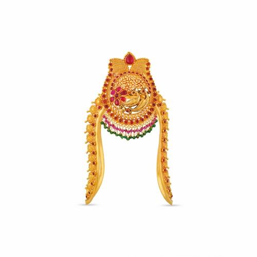 Product Reviews: Traditional Peacock Bajuband.