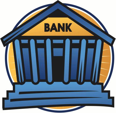 Bank 2013 Clipart.