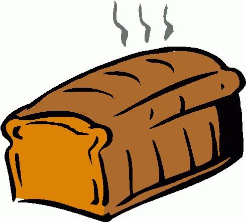Bread clipart vector.