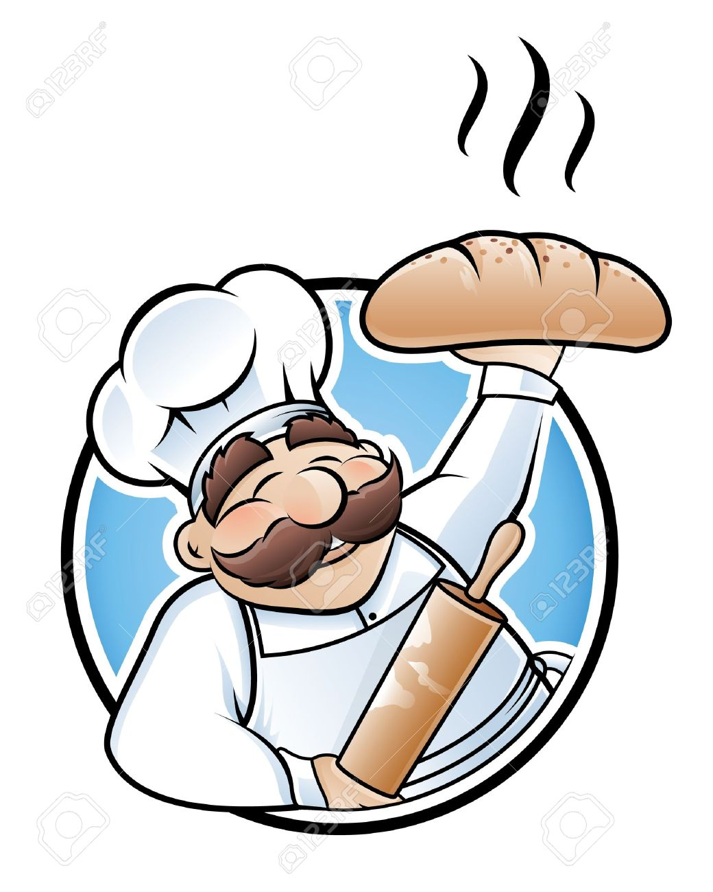 Bread cliparts.