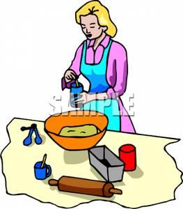Clip Art Dish Bake Clipart.