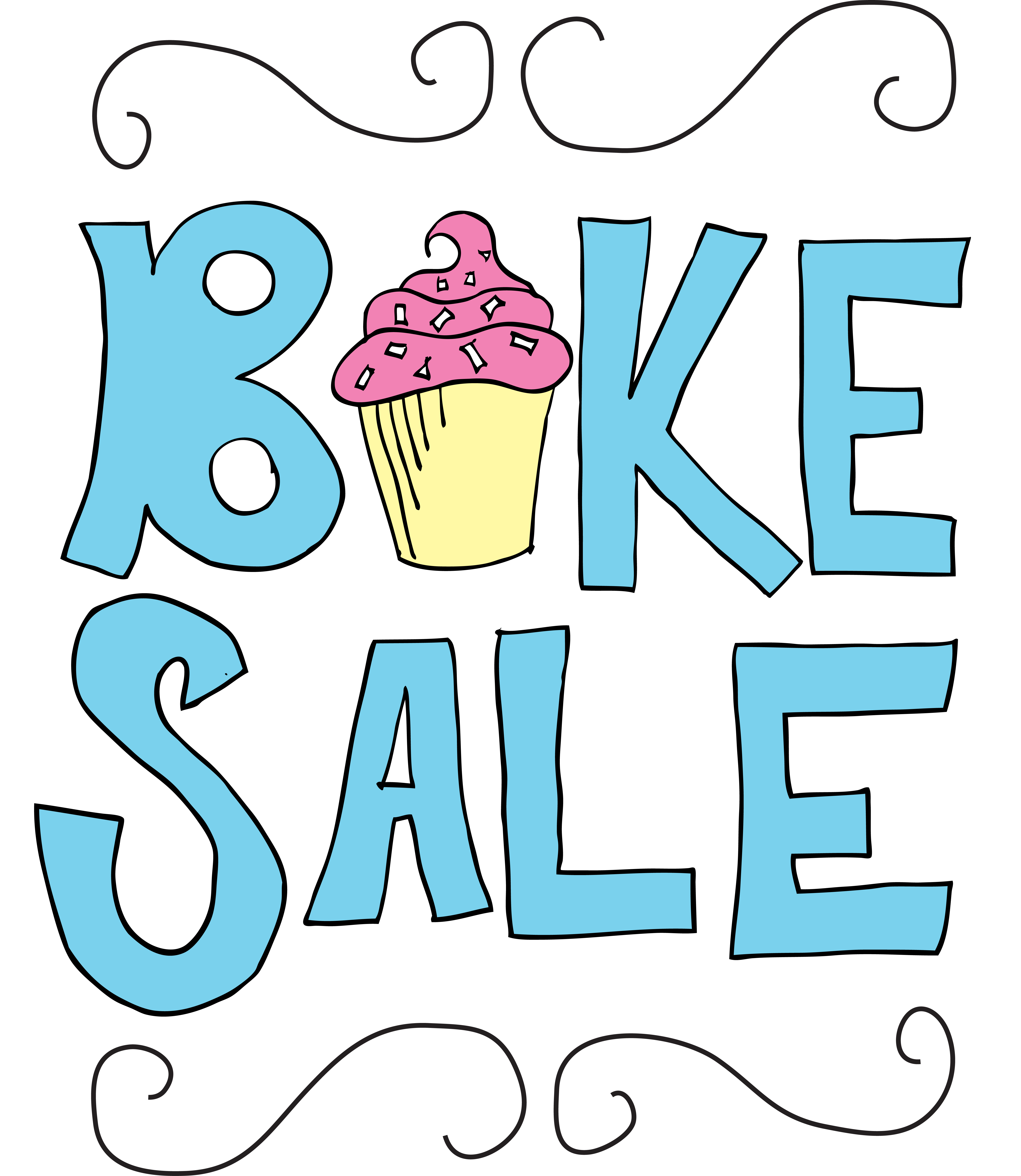 11 Bake Sale Icons Images.