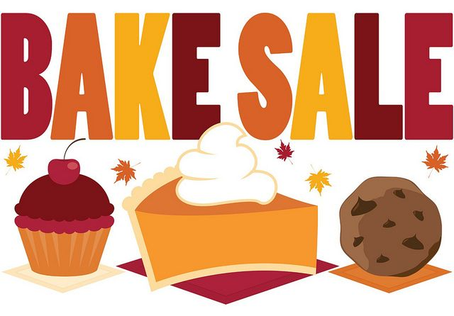 Image result for fall bake sale clip art.