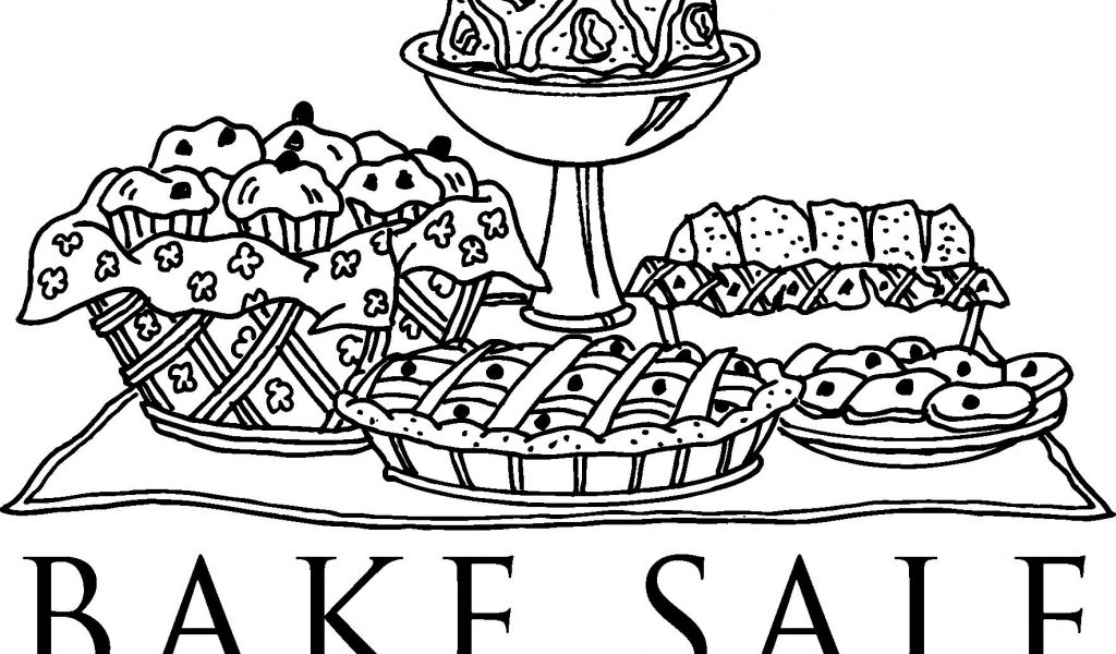 76+ Bake Sale Clipart.