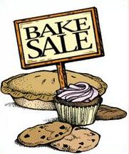 Free Bake Sale Clipart.