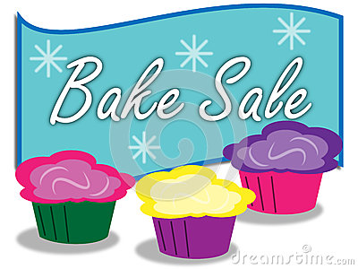 250 Bake Sale free clipart.