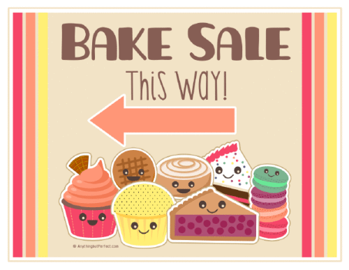 Bake Sale 0 Images About Fundraiser On Cliparts.