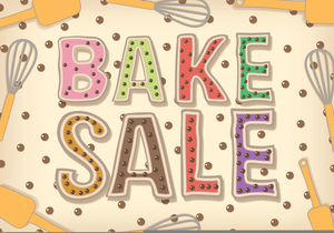 Free Clipart For Bake Sale.