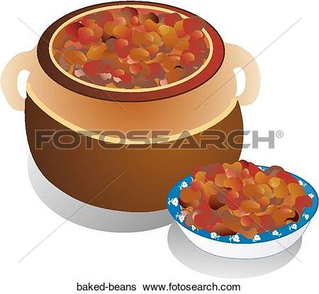 Baked beans Clipart and Stock Illustrations. 96 baked beans vector.