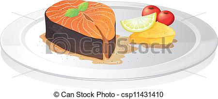 Cooked fish Vector Clip Art EPS Images. 7,248 Cooked fish clipart.