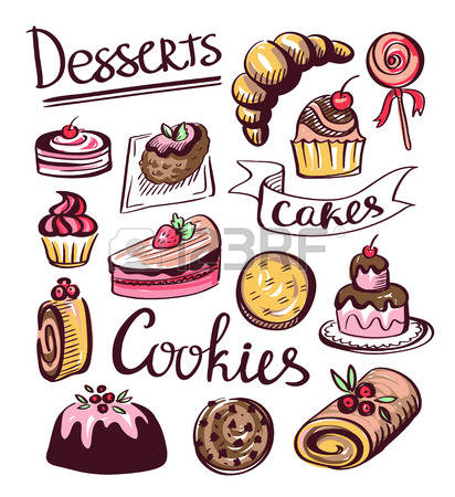 Baked goods clipart biscuit, Baked goods biscuit Transparent.