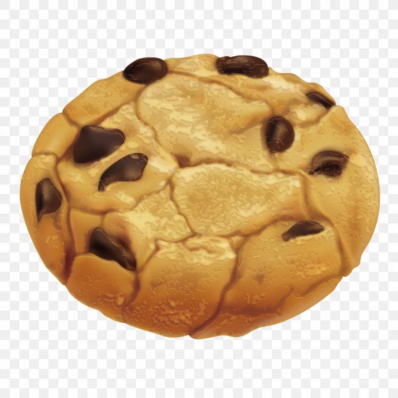 Cookie Monster Chocolate Chip Cookie Chocolate Brownie Black.