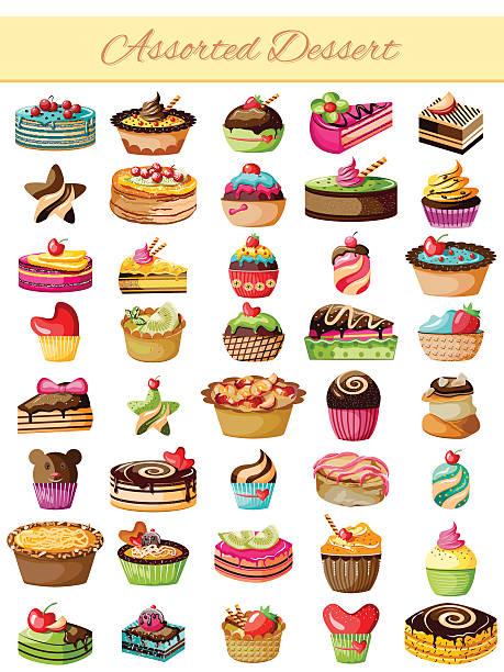 Best Baked Goods Illustrations, Royalty.