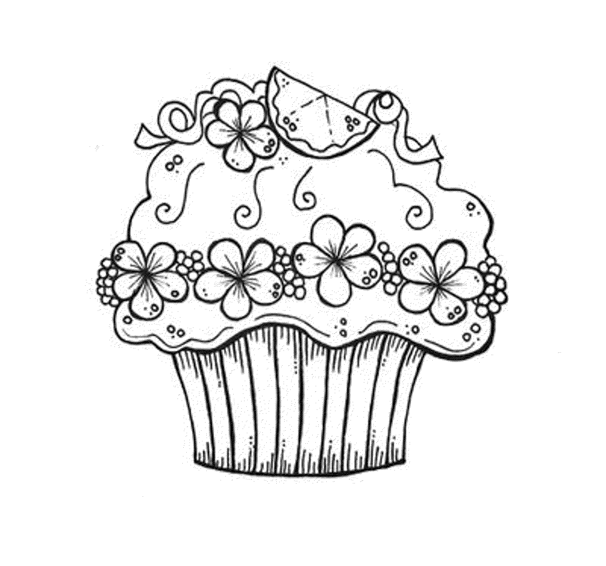 Free Printable Easy Coloring Pages For Adults.
