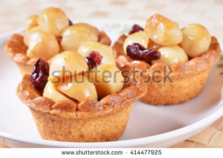Macadamia Nut Stock Photos, Royalty.