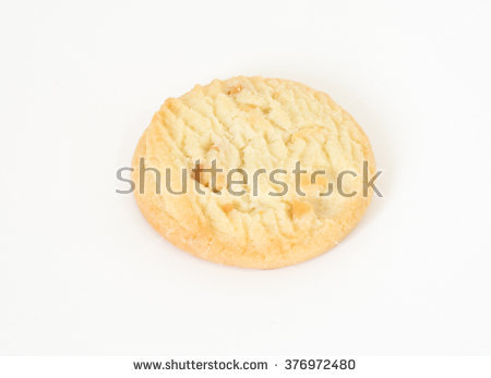 Macadamia Nut Cookies Stock Photos, Royalty.