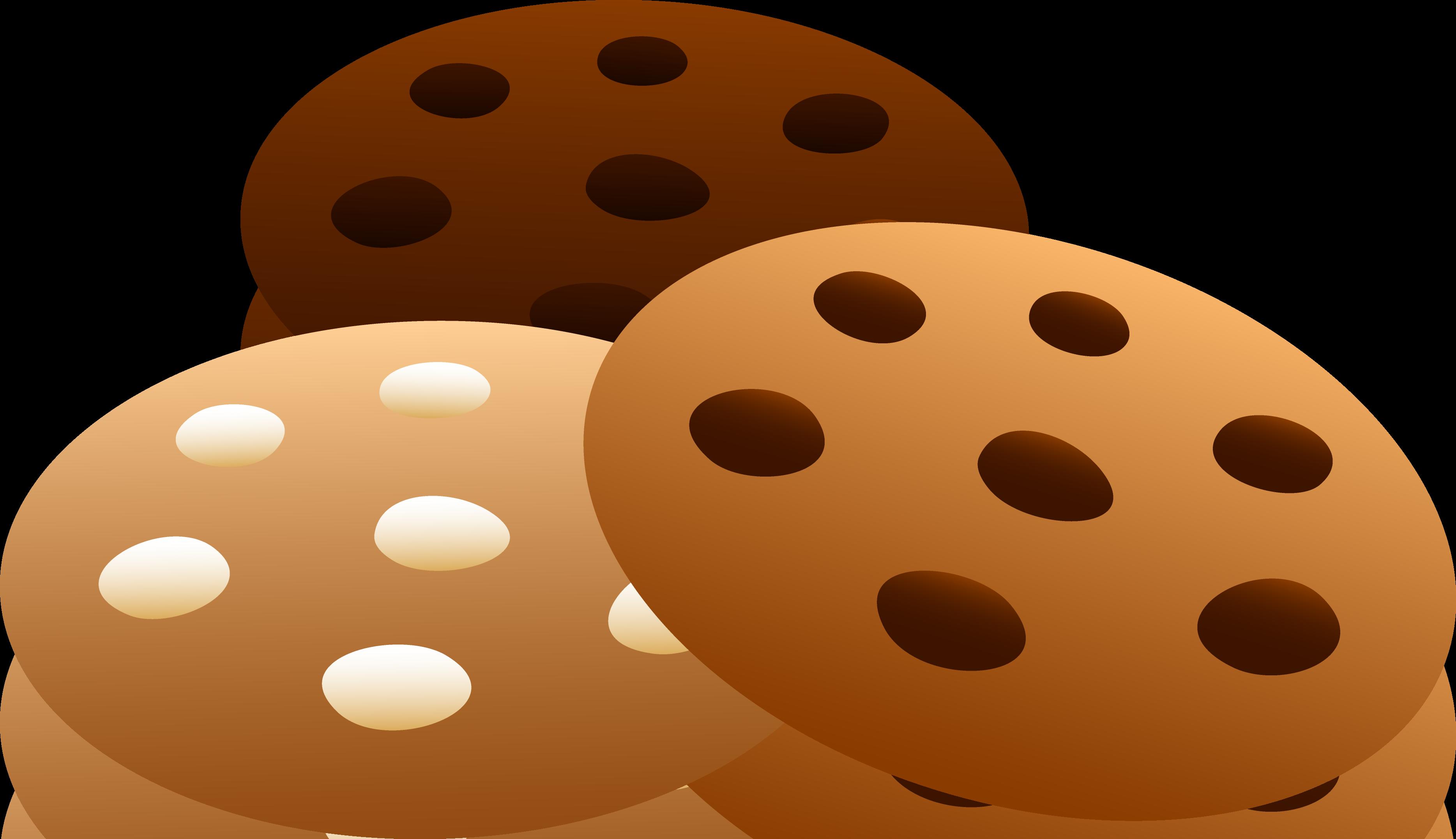 Three Flavors of Cookies.