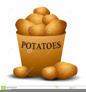 Clipart Baked Potato Soup.