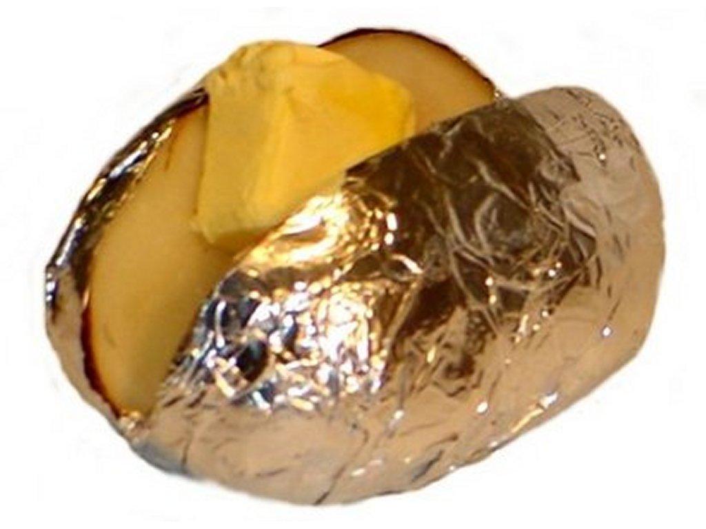 Baked Potato Clip Art N9 free image.