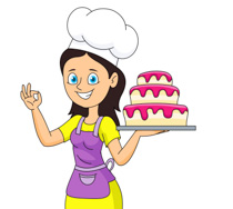 Bakers clipart Transparent pictures on F.