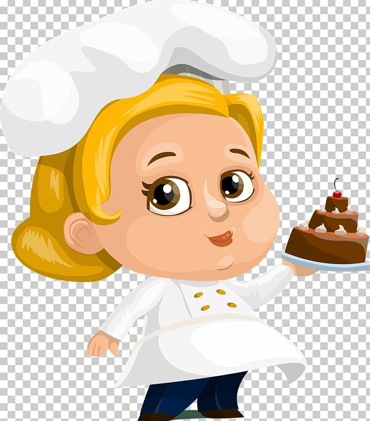 Cupcake Bakery Pastry Chef PNG, Clipart, Baby Girl, Baker.
