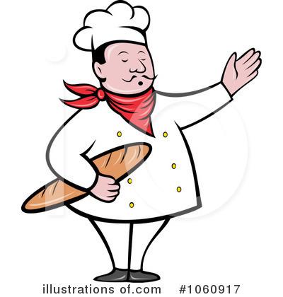 Baker Clipart #1060917.