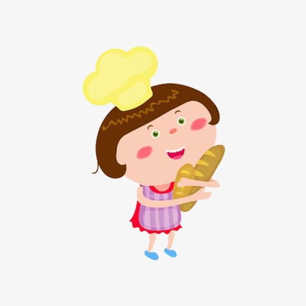 Baker girl clipart 4 » Clipart Portal.