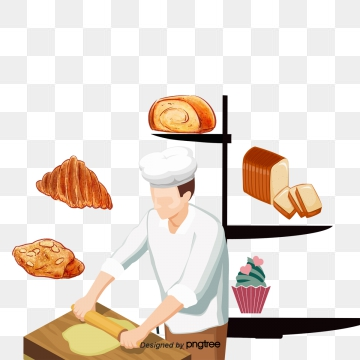 Baker Png, Vector, PSD, and Clipart With Transparent Background for.