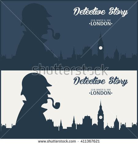 221b Baker Street Stock Vectors & Vector Clip Art.