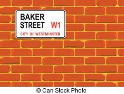 Baker street Clipart Vector Graphics. 207 Baker street EPS clip.