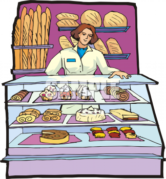 Bakery clip art.