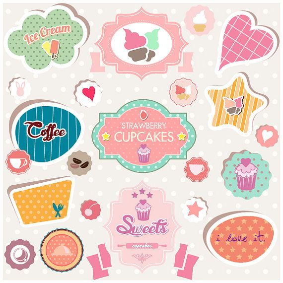1000+ images about Bakery clip art on Pinterest.