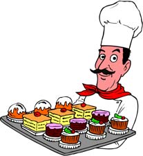 Free Chef Clipart.