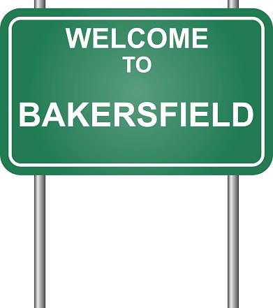 Bakersfield clipart.