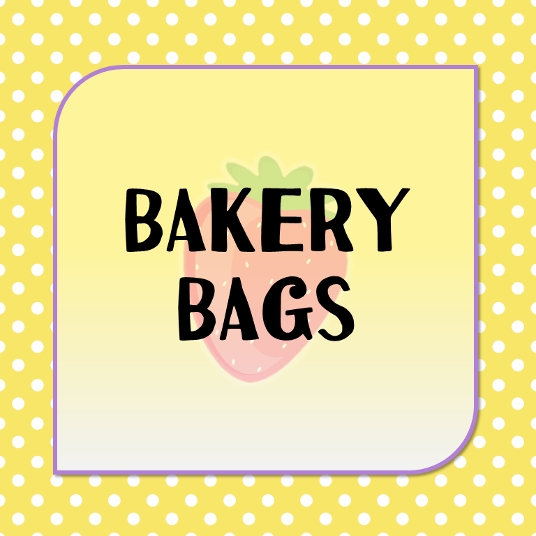 Wonderberry Wax — Bakery Bags.