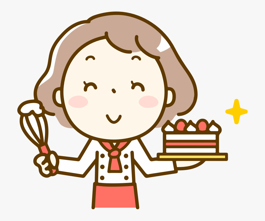 Pastry Chef Cartoon Png , Transparent Cartoon, Free Cliparts.