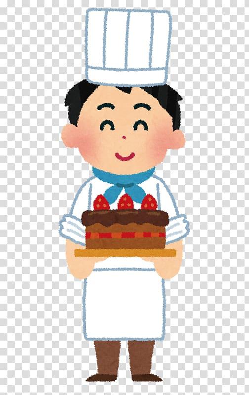 Pastry chef Фудзимото, Тосими Western Sweets Christmas cake.