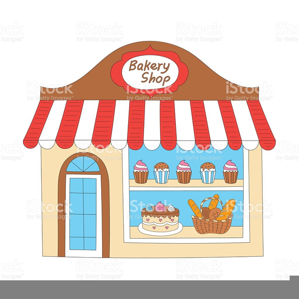 Free Cliparts Bakery Images At Clker Com Vector Clip Art Attractive.