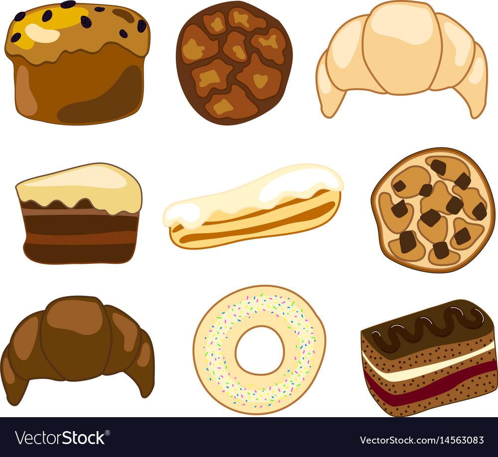 Sweet bakery clipart.