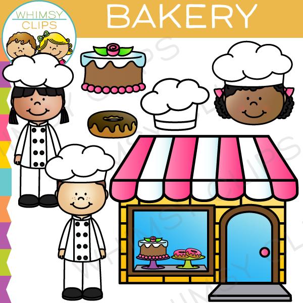 Bakery Clip Art , Images & Illustrations.