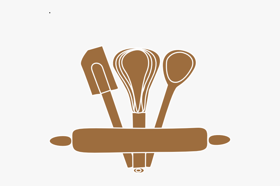 Baker Clipart Rolling Pin.