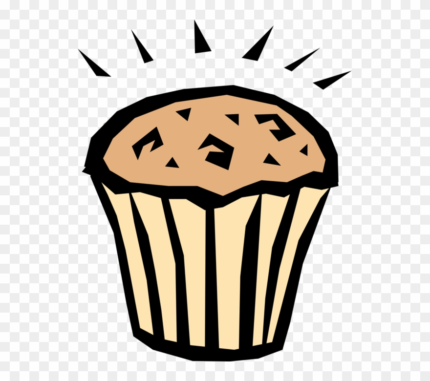 Bakery Muffin Breakfast Food Clipart (#527746).