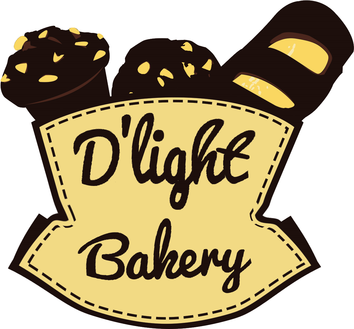 Delight Bakery Logo.