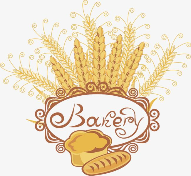 Bakery Logo, Logo Clipart, Bread Image, Health Photos PNG.