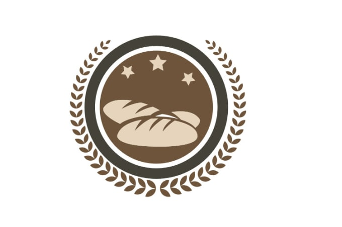 kimberley66 : I will create an astonishing awesome bakery logo design for  your business in 12 hours for $5 on www.fiverr.com.