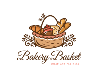 54 Bakery Logo Ideas Fresh From The Oven.