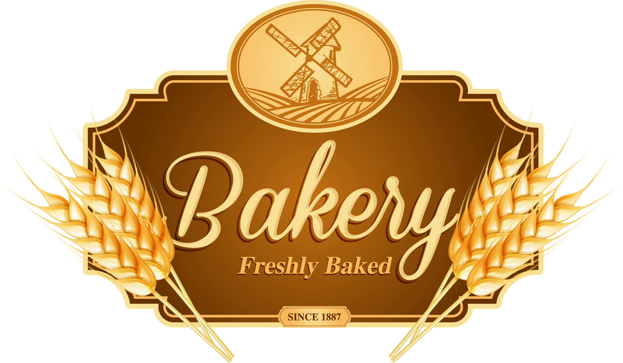 Download Vector Logo Bakery Bread Cupcake Free Download PNG HQ HQ.