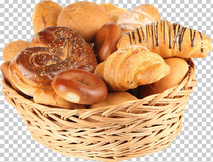 The Basket Of Bread Bakery PNG, Clipart, Baked Goods, Baking, Basket.