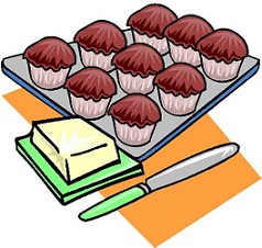Free Baking Clipart.